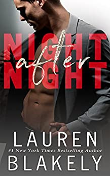Night After Night (Seductive Nights Book 1) by [Blakely, Lauren]