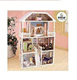 KidKraft Savannah Wooden Dollhouse With 13 Pieces of Furniture