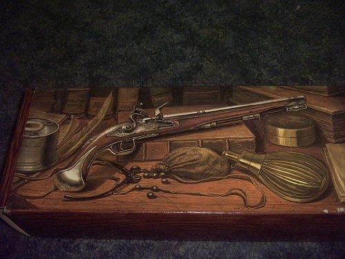 Avon Dueling Pistol 1760 Decanter Mint in Box