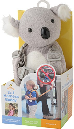 Goldbug Animal 2 in 1 Harness, Koala