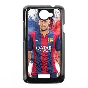 Life margin Neymar da Silva Santos J¨²nior phone Case For HTC One X G91KH2193