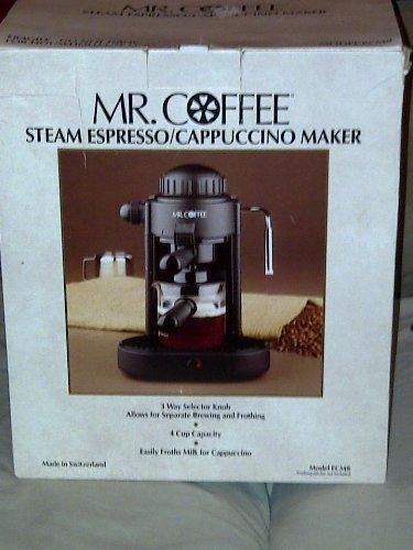 Amazon.com: El Sr. Café ecm8 Vapor Espresso/Cappuccino Maker ...