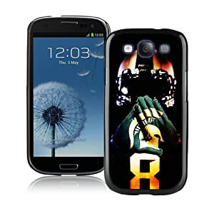 Beautiful And Unique Designed Case For Samsung Galaxy S3 With Msu Football Black Phone Case