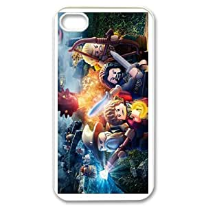 IPhone 4,4S Phone Case for The Hobbit Classic theme pattern design GTHBTCT806387