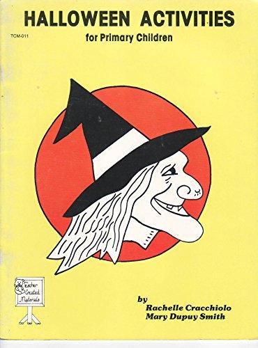 Halloween activities for primary children Book (TCM-011 Box -