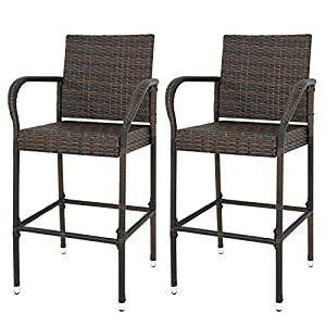 51BvWzImTnL._SS300_ Wicker Dining Chairs & Rattan Dining Chairs