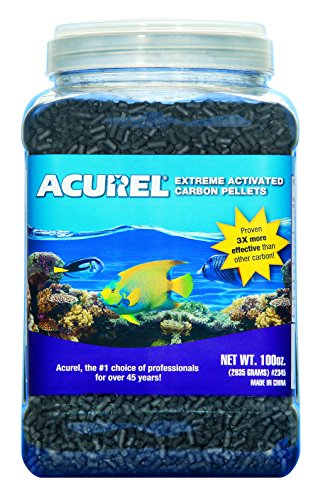 Granulated Charcoal - Acurel LLC Extreme Activated Carbon Pellets, 100-Ounce