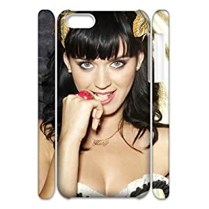 I-Cu-Le Customized 3D case Katy Perry for iPhone 5C