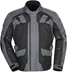 A proper touring jacket must serve multiple purposes as no two days or roads are alike. Transitioning from one climate to another demands different features and the Transition Series 4 delivers. From a cold early morning ride to a humid after...