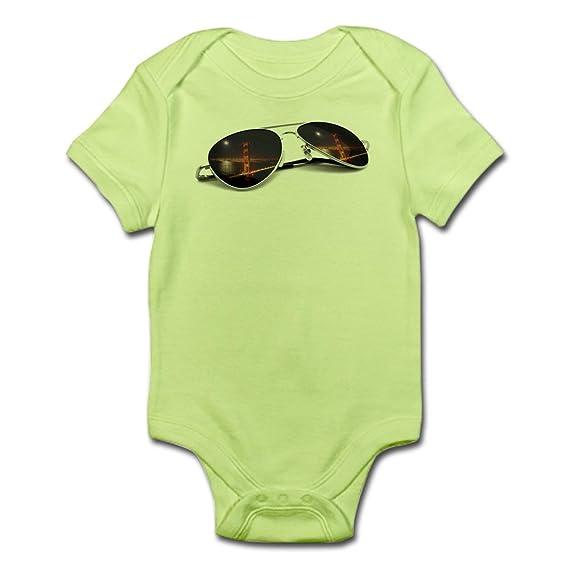 5bfa0b2814e8 Amazon.com  CafePress Stunna Shades Infant Bodysuit Baby Bodysuit  Clothing