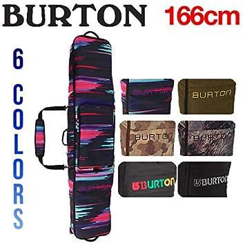 15a1e78b9a Burton Unisex Wheelie Gig Snowboard Bag   Rasta   166  Amazon.co.uk ...