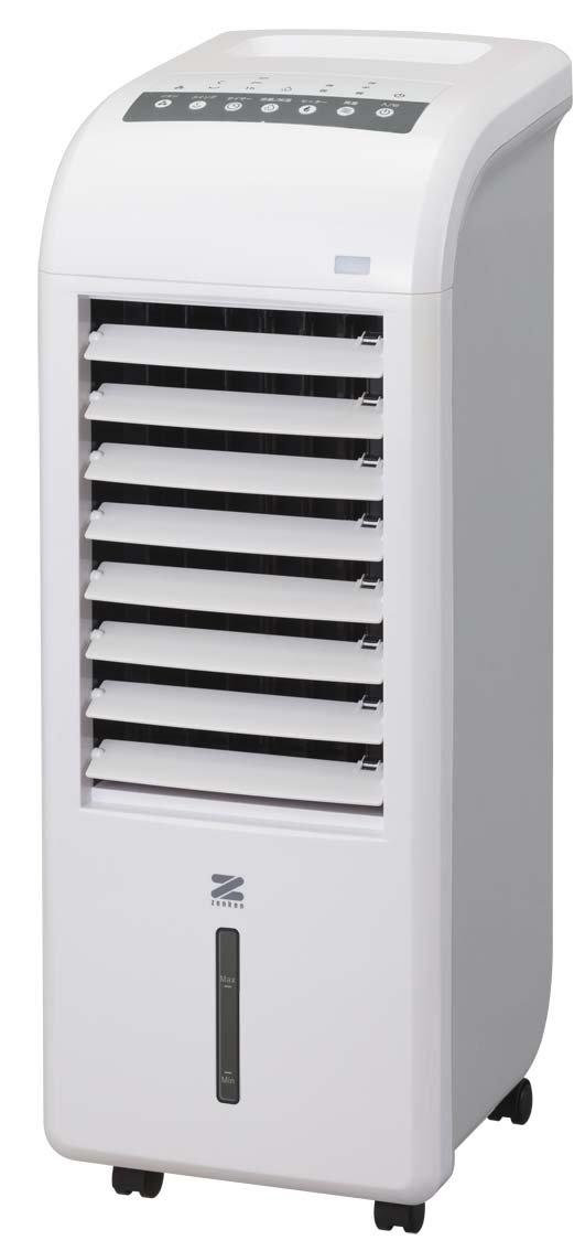 ZENKEN スリム温冷風扇 ヒート&クール ZHC-1200