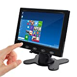 Best Mini LCDs - SallyBest® 7 Inch Ultra Thin 16:9 HD 800*480 Review