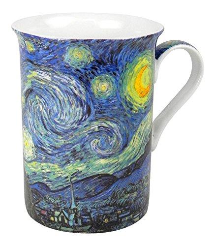 (Heath Mccabe Vincent Van Gogh Starry Night Fine China)