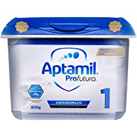 (跨境自营)(包税) Aptamil 爱他美 德国 白金版 婴儿配方奶粉 1段 安心罐 800g