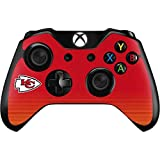 Skinit NFL Kansas City Chiefs Xbox One Controller Skin - Kansas City Chiefs Breakaway Design - Ultra Thin, Lightweight Vinyl Decal Protection
