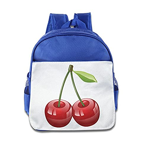 CUIPO JUCPOI Kid's Backpack - Unique Cherry Boys Girls Backpack Satchel School Book Bag For 2 - 4 Years Child (Zotz Bombs Candy)