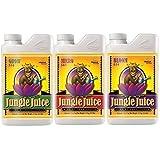 Advanced Nutrients Jungle Juice Bloom, Micro & Grow - 1 Liter Each