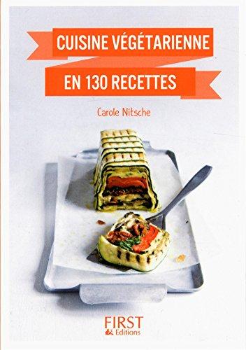 Petit Livre de - Cuisine végétarienne en 130 recettes