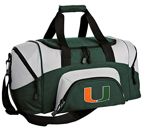 ffle Bag University of Miami Gym Bag (Miami Gym Bag)