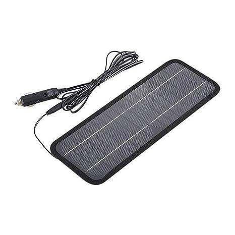 Bestsiller Panel Solar 12V 5W Cargador de Batería Sistema ...