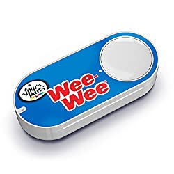 Four Paws Dash Button