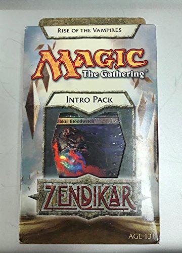 Magic the Gathering - MTG: Zendikar Theme Deck - Intro Pack