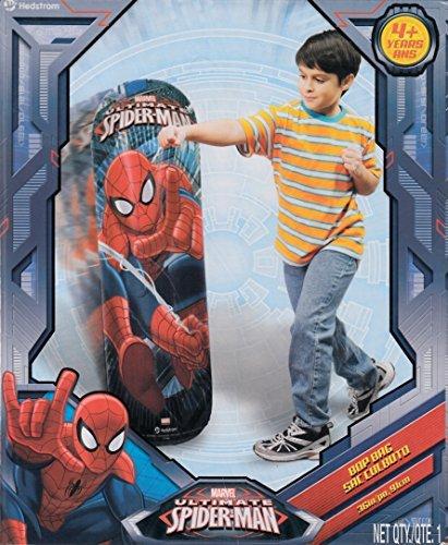 (Marvel Ultimate Spider-Man Bop Bag)