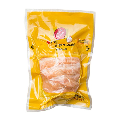 (Achim Chicken Breast (Smoked) - Low Fat and Perfect as a Protein Supplement after Exercising, a Light Meal, 1 box 10 packs)