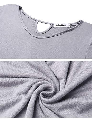 de Camiseta Camiseta Camiseta de algod de algod Bv6aqwE