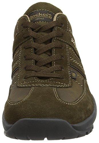 Dockers 36HT001 Grau Herren Stone Sneakers by 420 204320 Gerli zrqvwz
