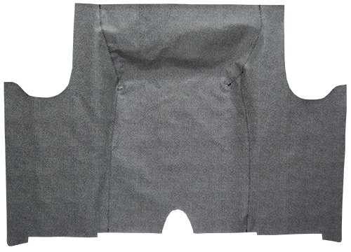 Factory Fit - ACC 1965 Ford Fairlane Trunk Mat - Fleece - Ford Fairlane Trunk