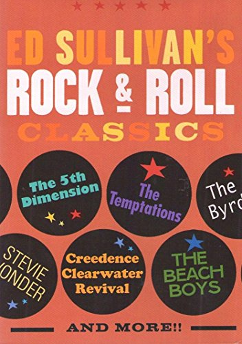 Ed Sullivan's Rock & Roll Classics: West Coast Rock/Top Hits of 1969/Motortown Review ()