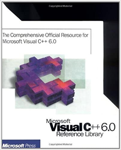 Microsoft Visual C++ by Microsoft Press (1998-01-01)
