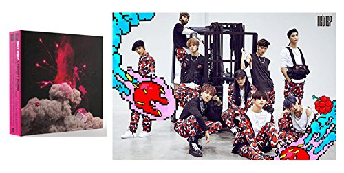 Price comparison product image KPOP NCT #127 [CHERRY BOMB] NCT 127 3rd Mini Album CD + Poster + Photobook + Photocard