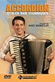 Accordion Styles And Techniques [DVD] by Joey Miskulin