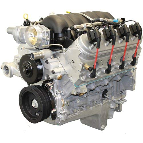 - Blueprint Engines PSLS3760CTF GM LS3 EFI Retrofit Dress Engine 530 HP 495 FT.-LB