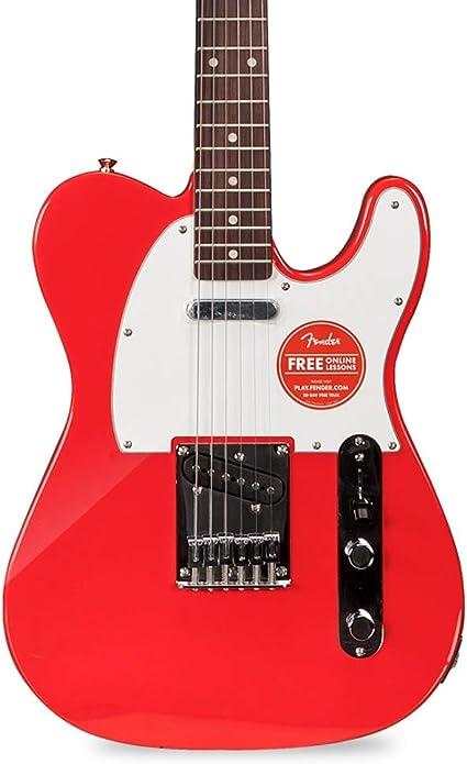 Miiliedy Guitarra eléctrica de la serie Affinity Principiantes ...
