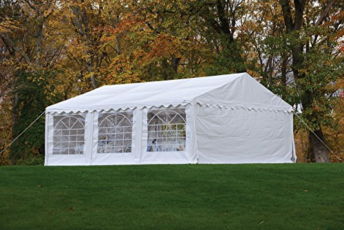 Shelterlogic 25920 Party Tent Amp Enclosure Kit 20x20 Ft