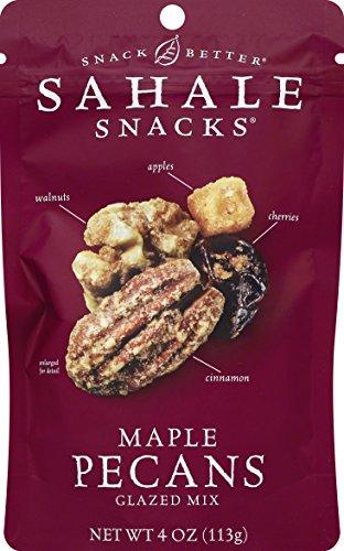 Sahale Snacks Maple Pecans Glazed Mix, 4 Ounce