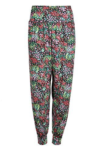 68fb739b11e Oops Outlet Womens Summer Printed Harem Pants Cuffed Bottom Ladies Ali Baba  Trousers Plus Size 8-26  Amazon.co.uk  Clothing