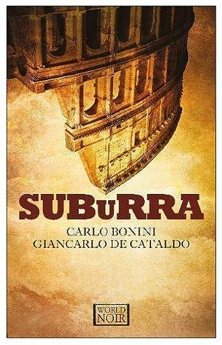 book cover of Suburra