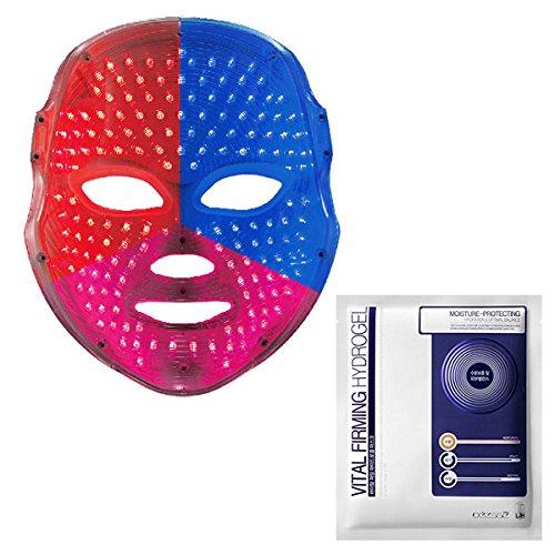 deesse-led-facial-mask-home-aesthetic-mask-self-care-sbt-mllt-ljh-vital-firming-hydrogel-mask-sheet-