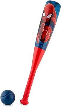 Marvel Balón y Bate de Spiderman: Amazon.es: Juguetes y juegos