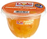 Dole Mandarin in Light Syrup, 7-Ounce Cups (Pack of 12)
