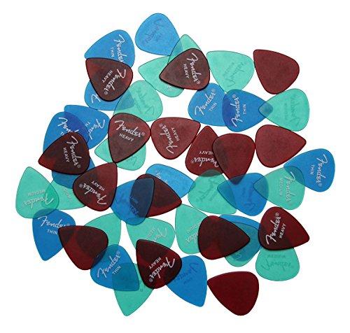 Аксессуары для музыкальных Fender Premium Picks