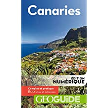 GEOguide Canaries (GéoGuide) (French Edition)