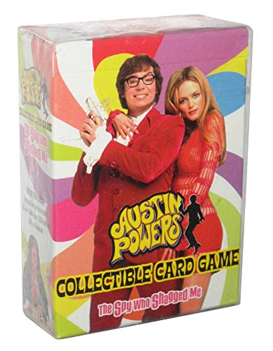 Austin Powers 2 Player Starter Deck The Spy who Shagged Me 2 Player Starter Deck