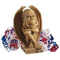 Design Toscano McCain Gargoyle Election Year Campaign C