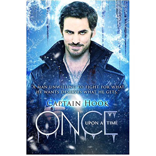 Once Upon a Time Colin O'Donoghue as Captain Hook Frozen 11 x 17 Poster Lithograph